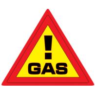 GAS logo vector logo
