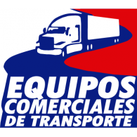 Equipos Comerciales de Transporte logo vector logo