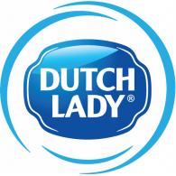 Dutch Lady logo vector logo