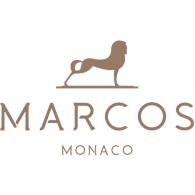 Marcos logo vector logo