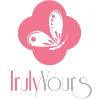 Truly Yours logo vector logo