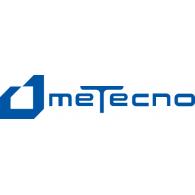 Metecno logo vector logo