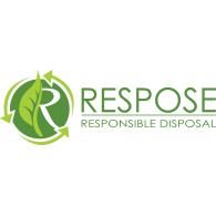 Respose logo vector logo
