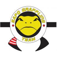 Sapo Grappling Team logo vector logo