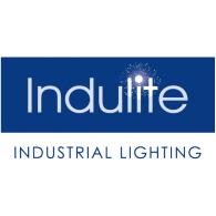 Indulite logo vector logo