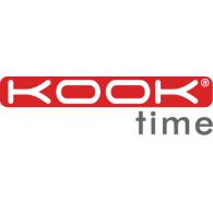 Kook time logo vector logo