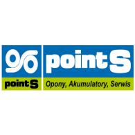 Point S logo vector logo