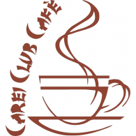 Carei Club Cafe logo vector logo