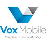 Vox Mobile logo vector logo