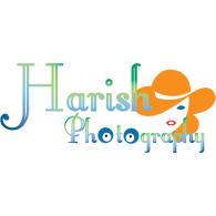 Harish Photography logo vector logo