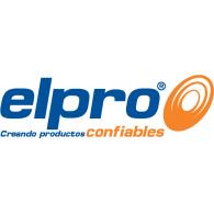 ELPRO logo vector logo