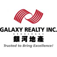 Galaxy Realty Inc. Brokerage logo vector logo