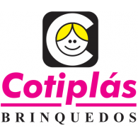 Cotiplás Brinquedos logo vector logo