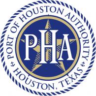 Port of Houston Authority logo vector logo