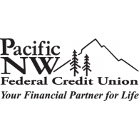 Pacific NW Federal Credit Union logo vector logo