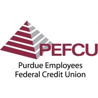 Purdue Employees Federal Credit Union logo vector logo