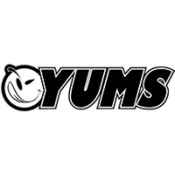 Yums logo vector logo