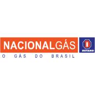 Nacional Gás logo vector logo