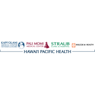 Hawaii Pacific Health logo vector logo