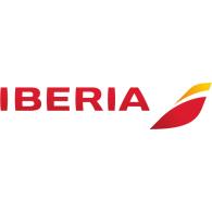 Iberia logo vector logo