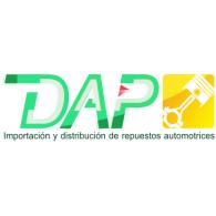 DAP Repuestos logo vector logo