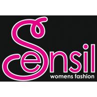 Sensil logo vector logo