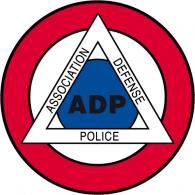 Association Défense Police logo vector logo