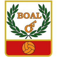 BOAL CF logo vector logo
