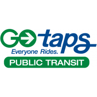TAPS Public Transit logo vector logo