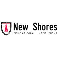 New Shores International College logo vector logo