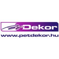 PetDekor logo vector logo
