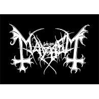 Mayhem logo vector logo