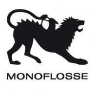 Monoflosse logo vector logo