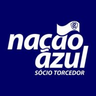 Nação Azul logo vector logo