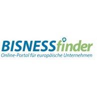 Bisnessfinder logo vector logo