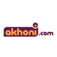 Akhoni.com logo vector logo
