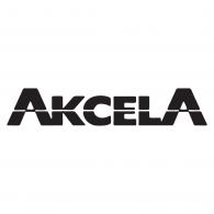 Akcela logo vector logo