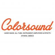 Colorsound Amplification logo vector logo