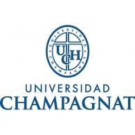 Universidad Champagnat logo vector logo