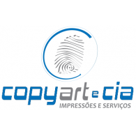 Copy Art Uberaba logo vector logo