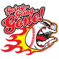 Going Going Gone logo vector logo