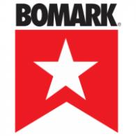 BOMARK logo vector logo