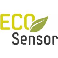 Eco Sensor logo vector logo