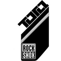 Tora Rock Shox logo vector logo