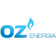 OZ Energia logo vector logo