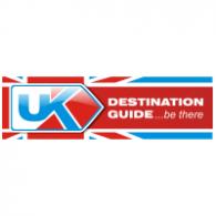 UK Destination Guide logo vector logo