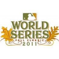 World Series 2011 Fall Classic logo vector logo