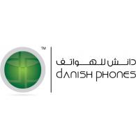 Danish Phones logo vector logo