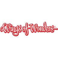 Wings of Wonders logo vector logo