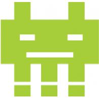 Ginteractive logo vector logo